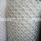 supply poly mesh rolls/bird barrier netting/hexagonal plastic plain netting/3mm plastic sheet