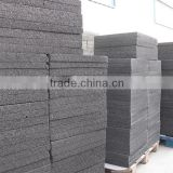 Foam glass heat insulation