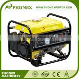 Phonex 100% Copper Mini Petrol Generator 154 Gasoline Engine Generator Kick Start 0.8KW 800W Generating Set