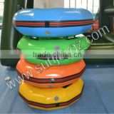Single Tube Swimming Pool Life Ring Inflatable Buoy for sale