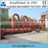 CE certified sawdust air flow dryer&wood sawdust pipe dryer&sawdust airflow dryer machine with good quality