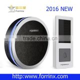 Forrinx supply Digital Wireless Doorbell 300 Remote Control Door Bell for 1 Door 110V - 220V US Plug timbre inalambrico CE FCC