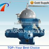 CE&ISO Approval Oil Centrifugal Separator/Dish Type Centrifuge Machine/Waste Oil Water Separator