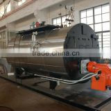 Field-Assembled Water Tube Series Coal/Biomass Fired Grate Type 5 TON Steam Boiler