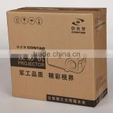 Custom Printed Empty Paper Package Cardboard Shoe Box glossy art paper lipstick package box