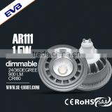 15W GU10 LED AR111,SHARP LED chip es111 gu10 led