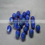 milky glass marbles for decoration or toy