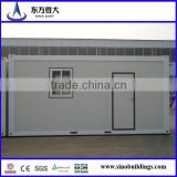 Prefabricated container for living home and office, economic house manufacturer