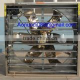 "JFD seriesand high quality 54"" dimension greenhouse fan for greenhouse or poultry house"