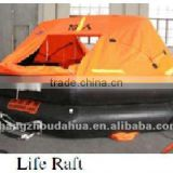 marine lifesaving raft