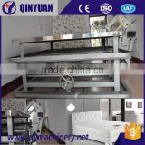 mattress tape edge cutting machine