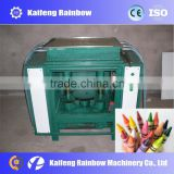 Hot Popular High Quality crayon molding machine Wax candle making machine