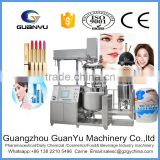 200L Steam heating vacuum jacket emulsifying mixer for cosmetics homogenizing and dispersing