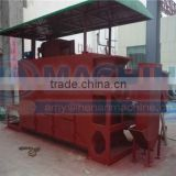 Large capacity energy saving carbonized furnace for sawdust