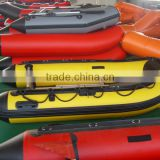 CE pvc racing inflatable boat