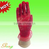 Lace Wedding Fashion Glove For Ladies