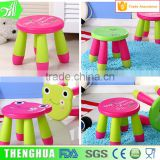 Custom Playing Plastic Folding Baby Chair Kids Tools For Preschool