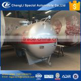 CLW 2017 high quality low price 5 cbm 5000 liters LPG storage tank ISO manufacturing standard or AMSE standard for hot sale