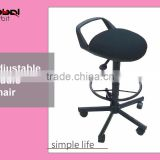 Mobile Office Pub Furniture Swivel Backless Guitar Chair Bar Counter Stool