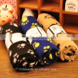 Pet Products Large Soft Cosy Warm Fleece Pet Dog Cat Animal Blanket Throw