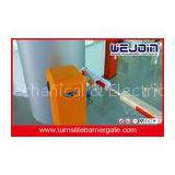 High Speed Manual Boom Barrier Gate For Highway Toll / parking system