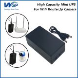 home storage power ups 18650 lithium ion battery dc to dc power supply 12v mini ups with 10 hour battery backup