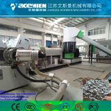 plastic recycling and granulation line/two stage extruder machine plastic recycling machine