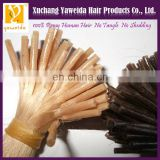 Real Human Hair Extensions! indian remy i-tip hair extensions