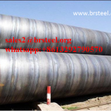 diameter 40 inch API 5L Spiral Welded Pipe/SSAW/ Saw Steel Pipe
