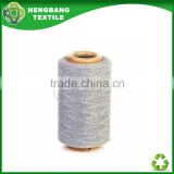 Recycled grey colour needles brand knitting cotton yarn 20s 2ply HB092 China