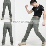 Men's Outdoor Fast Drying olive green hiking and camping Pants