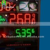 8'' 12'' 16'' 18'' 20'' 24'' 30'' 48'' seven segment led oil price display for gas station