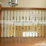 Contemporary Wholesale Stainless Handrail Cable Spiral Staircase