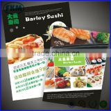 glossy flyers printing/flyer A6 printing / printing service