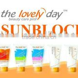 150ml New Shifei Whitening Sun screen Lotion or Sun Block