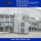 220v to 415v AC Operating Voltage Air Conditioning Unit Air Cooled Chiller for Tent