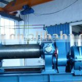 reliable use advanced technology bearing open rubber mixing mill machine