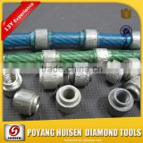 Flexibility Tensile Properties 7.2mm Precision Multi Diamond Wire Saw                                                                         Quality Choice