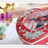 Most Popular Plastic Wedding Photo Picture Frame Box With Lower Price