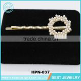 2016 Hot Best Selling New Product Decorative Custom Hair Accessory Handmade High Quantity China Supplier Cheap Wedding Hair Pin