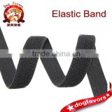 Clothing black elastic band Black Ribbon Ribbon wholesale widely used process