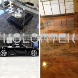 Pearlescent Metallic Pigment For Epoxy Floor Paint