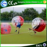 Giant bubble ball for football human bubble ball for sale                                                                                                         Supplier's Choice