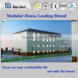 Prefab apartment building villa house 3D design to Australia Market                                                                         Quality Choice