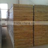 ISO 9001 Low cost high quality EPS/PU/Glass wool/Rock wool sandwich panel for roof & wall