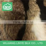soft imitation animal fur fabric / warm coat fabric / faux fur fabric                                                                         Quality Choice