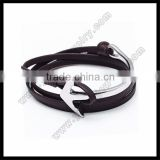 wholesale custom half cuff anchor bracelet                                                                                                         Supplier's Choice
