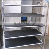 ESD Trolley, Transition Trolley, Anti-static Net Pallet Trolley,ESD PCB Trolley