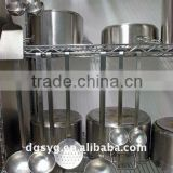Chrome Wire Shelving for FOOD SERVICE STORAGE-Professional kitchen equipment