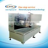 lab coating machine for lithium ion battery making machine, lithium battery cell machines